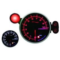 DEPO óra, műszer 115mm Fordulatszám mérő 10000 RPM
